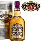Whisky Chivas Regal 12 años 1000 cc
