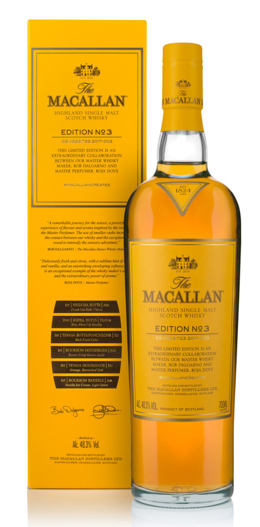 Macallan 3 whisky