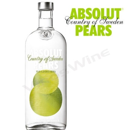 Absolut  Pears Vodka