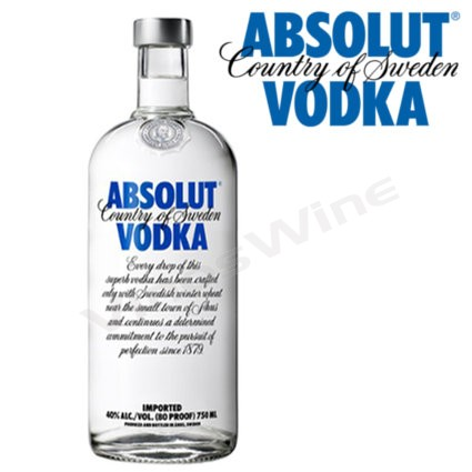 Absolut Vodka 750c