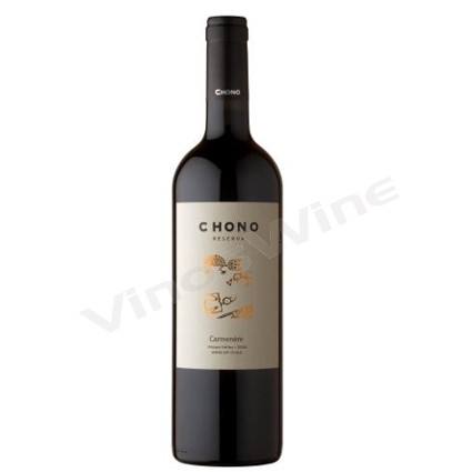 Chono Geowines Carmenére Reserva