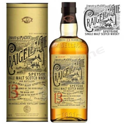 Craigellachie 13Y Single Malt Whisky