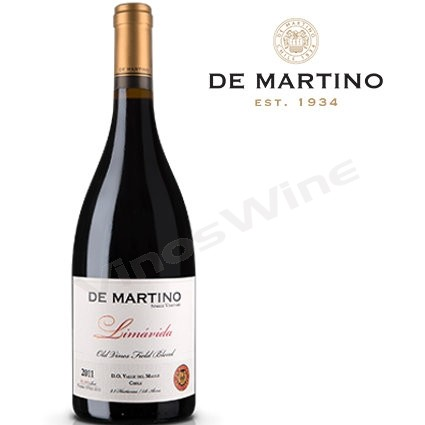 De Martino Limávida Single Vineyard Blend
