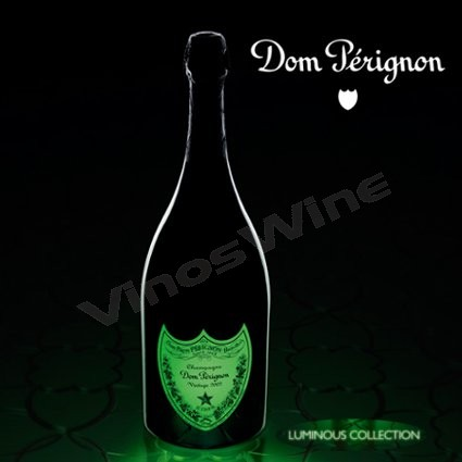 Dom Perignon Luminous Edition 2004
