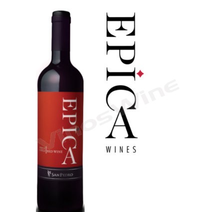 Epica Red Blend San Pedro