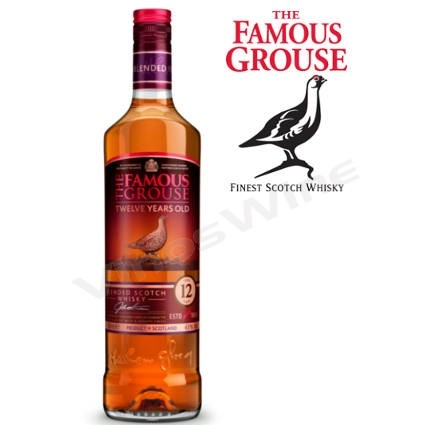 Famous Grouse 12 años Whisky