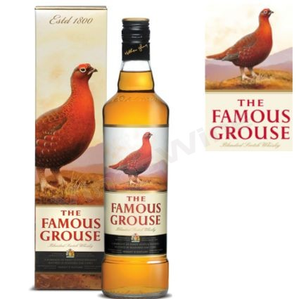 Famous Grouse Finest Scotch Whisky