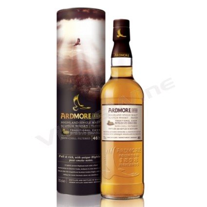Whisky Ardmore Traditional Cask Malta
