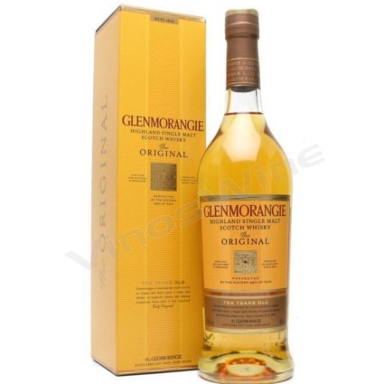Glenmorangie 10 años Single Malt