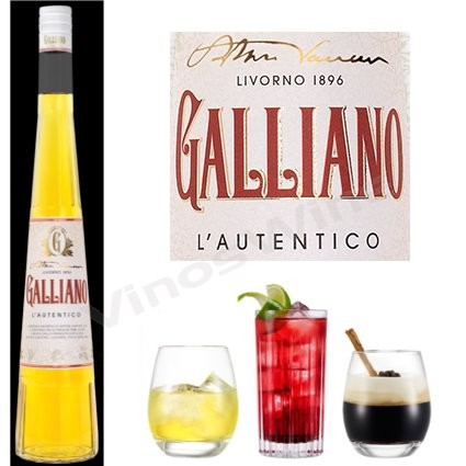Galliano Licor Italia