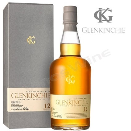 Glenkinchie 12 Single Malt Scotch Whisky