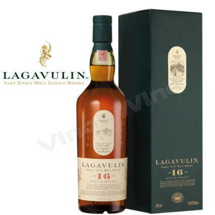 Lagavulin 16 whisky Islay Single Malt