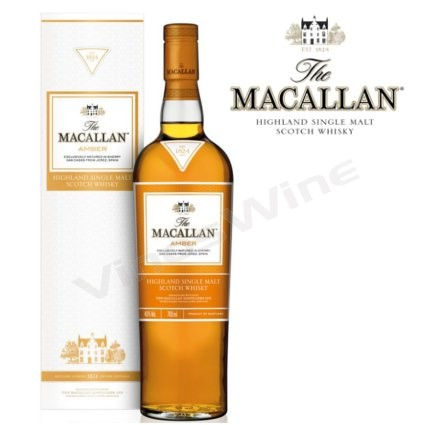 Macallan Amber whisky 700cc