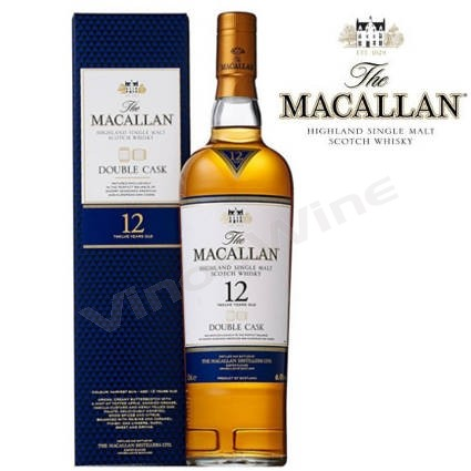 Macallan Double Cask 12 whisky