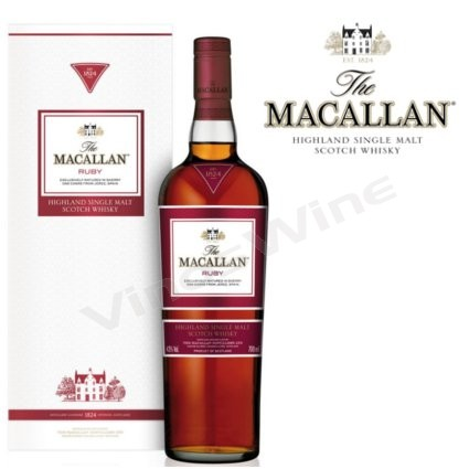 Macallan Ruby whisky 700cc
