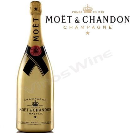 Moët & Chandon Golden Imperial 1500cc