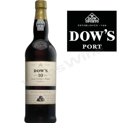 Dow's 10 Old Tawny Port