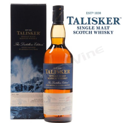Talisker Distillers Edition Single Malt Scotch Whisky