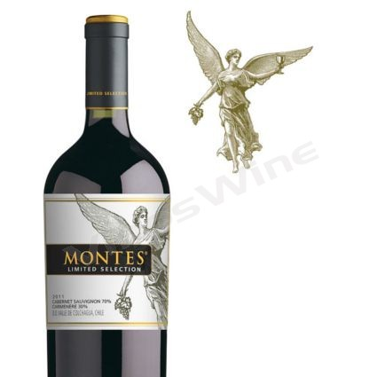 Montes Cabernet Carmenere Limited Selection