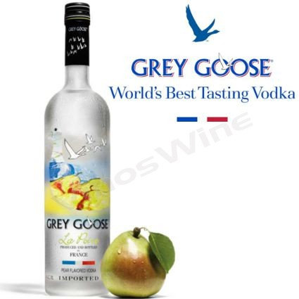 Vodka Grey Goose Pera