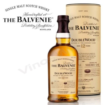 Balvenie 12 DoubleWood Whisky Single Malt
