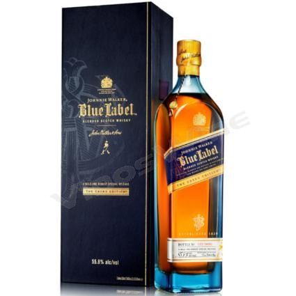 Johnnie Walker Blue Label 750 cc