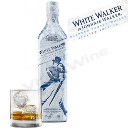 White Walker Game of Thrones whisky