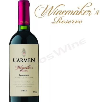 Carmen Winemakers Carménere 2012