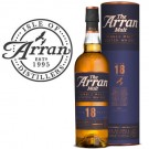 Arran 18 whisky single malt