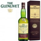 Glenlivet 15 años Whisky Single Malt