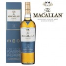 Macallan 12 años  Fine Oak whisky