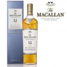 Macallan 12 años Triple Cask whisky