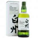 Suntory Hakushu Single Malt whisky japonés