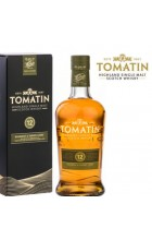 Tomatin 12 Años Single Malt